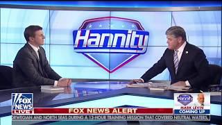 James O'Keefe on Hannity - January 15, 2018