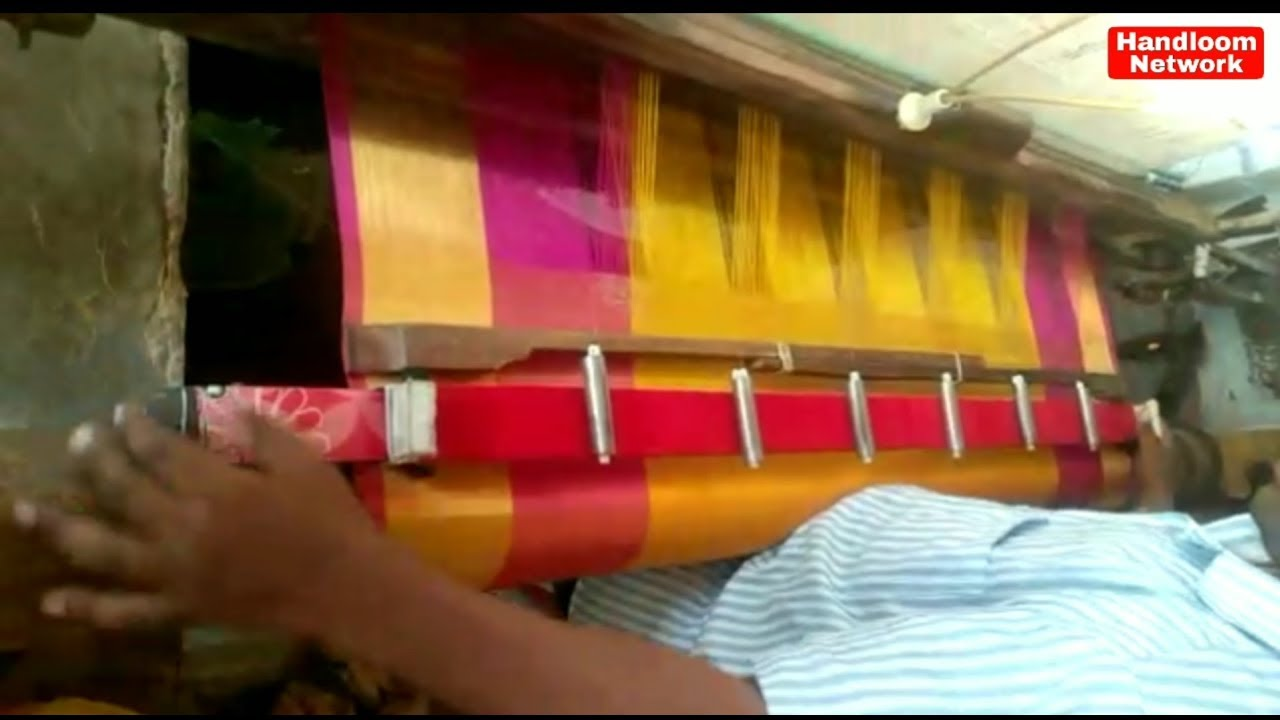 Handloom Buta Machine Part 8