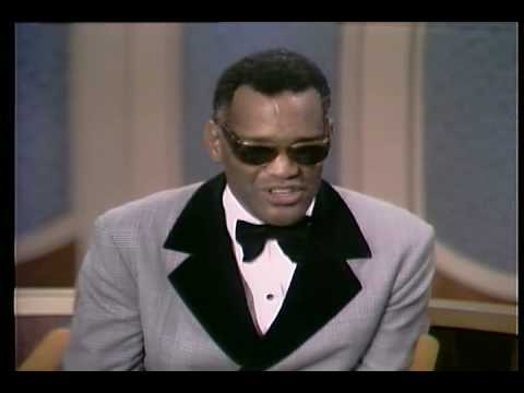 Ray Charles talks about drugs