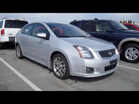 2008 Nissan Sentra SE-R Spec-V Start Up, Exhaust, and In Depth Tour