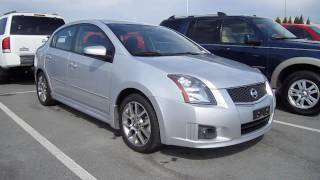 Nissan Sentra SE R 2012 Videos