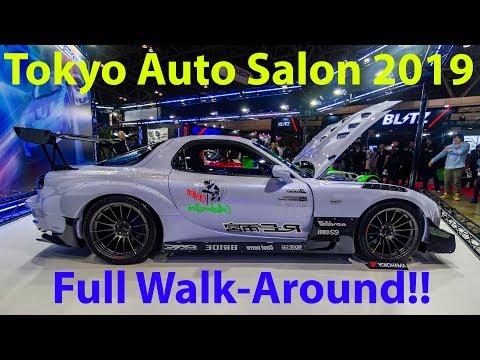 Tokyo Auto Salon 2019 - Complete Walk-Around!