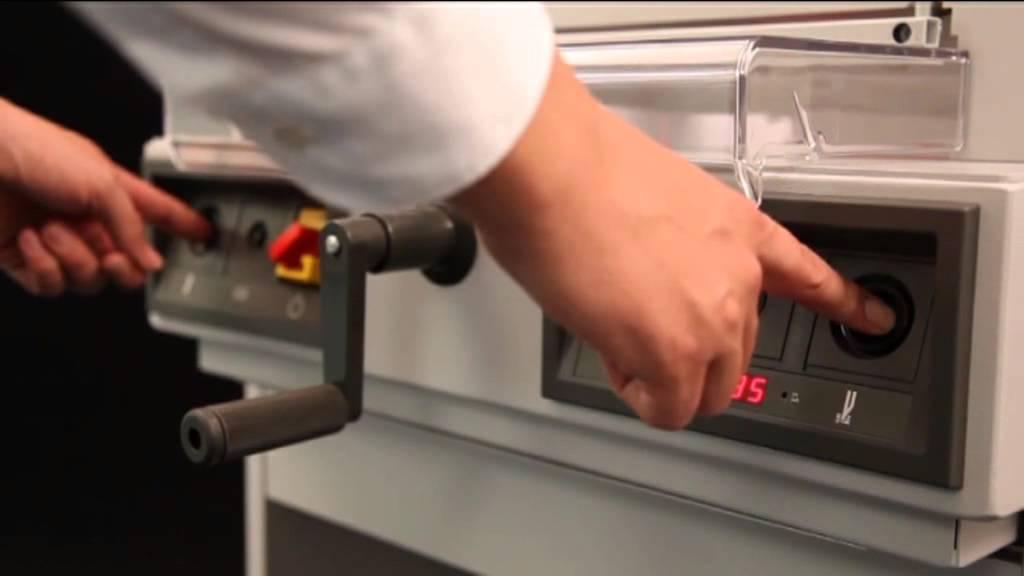 How to install plotter Canon imagePrograf iPF670 & iPF770 - YouTube