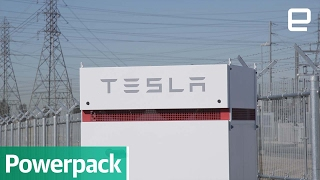 Tesla Powerpack: First Look