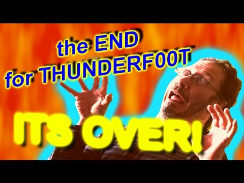 The FALL of thunderf00t
