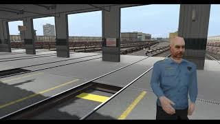 Фильм Метро в Trainz (Полная Версия)