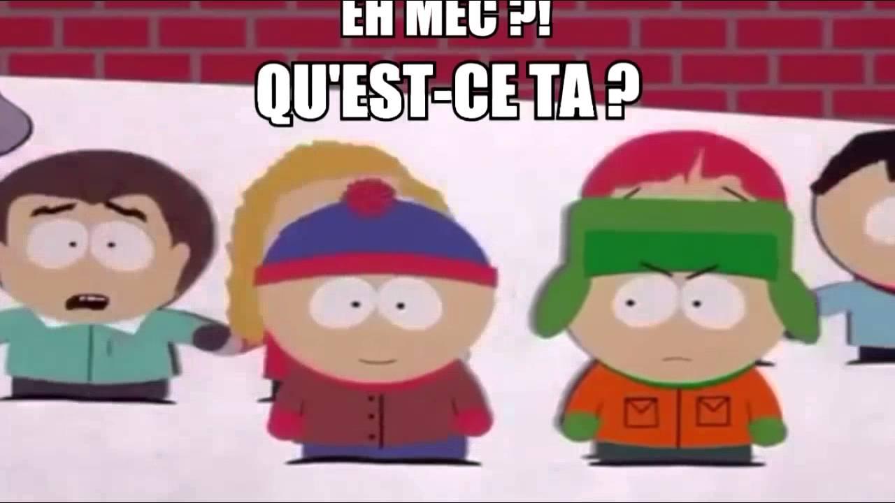 Download RAP BATTLE   Simpsons VS South Park   HD Français