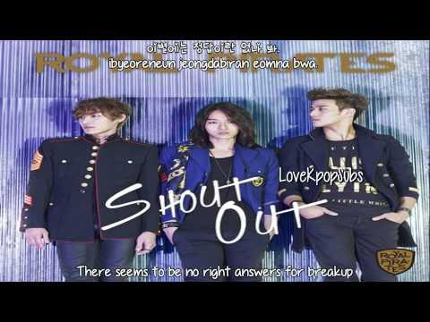 Royal Pirates - On My Mind [English Subs + Romanization + Hangul] HD