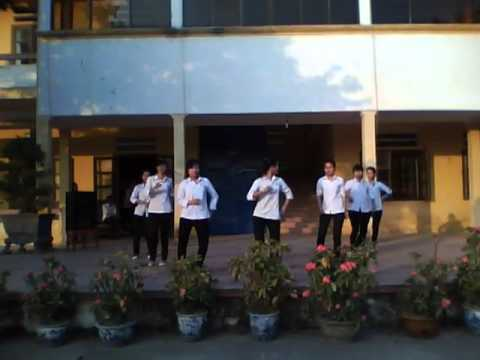 roly poly dance cover(THPT Bach Dang)