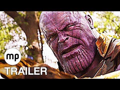 Avengers 3: Infinity War Trailer 2 Deutsch German (2018)