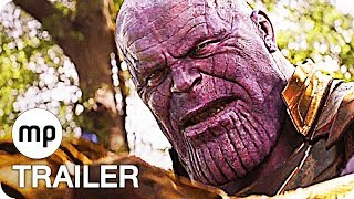 Avengers 3: Infinity War Trailer 2 Deutsch German (2018)