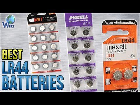 7 Best LR44 Batteries 2018