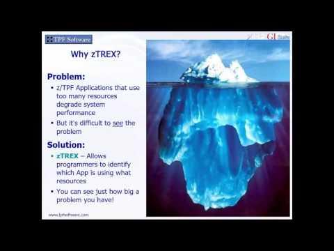 Application Performance Analyzer for z/TPF (zTREX)