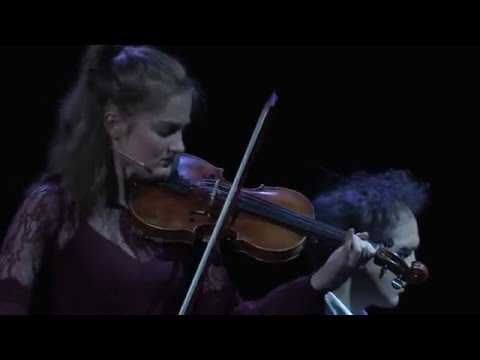 Passion for music education | Noa Wildschut | TEDxAmsterdamED