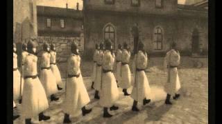 Белая армия на голову разбита видео