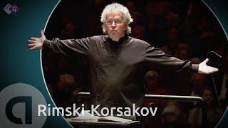 Rimski-Korsakov: Scheherazade - Rotterdams Philharmonisch Orkest o.l.v. Claus Peter Flor - [HD]