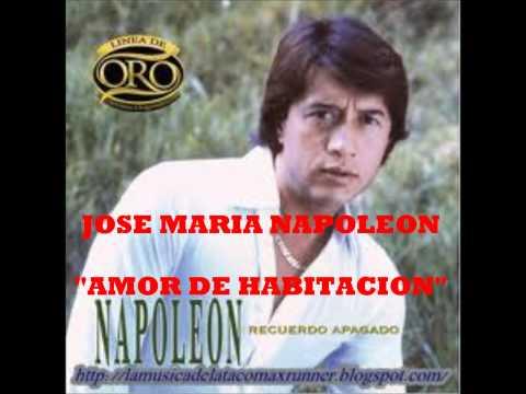 NAPOLEON - AMOR DE HABITACION - musica romantica