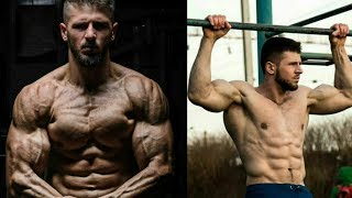 Огромный атлет,воркаутер-Vitaliy Feschuk