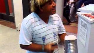 Guaracha cooo cooo en vivo Las Malvinas