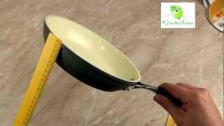 Обзор сковороды PomidOro Diamante 22см. F2261