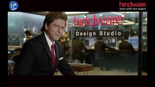 Hindware TVC 2017 With Shah Rukh Khan - Start With The Expert.