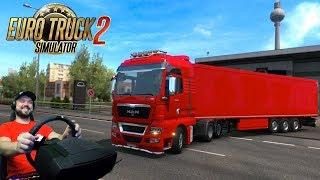 Грузоперевозки в Прибалтике - Euro Truck Simulator 2