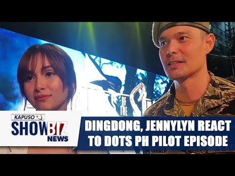 Kapuso Showbiz News: Dingdong and Jennylyn
