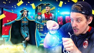 THE FIFA WIZARD?! 90 PLAYER MOMENTS ZIYECH PLAYER REVIEW! FIFA 20 Ultimate Team
