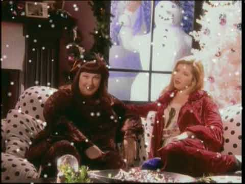 Hey Santa - Carnie & Wendy Wilson  1993