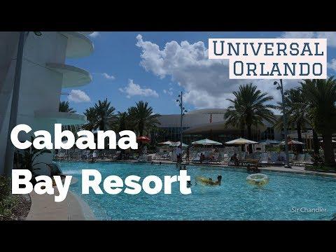 Cabana Bay Resort - Universal Orlando
