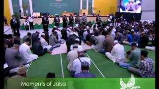 Moments of Jalsa - Sunday - Jalsa Salana 2012 Germany - Ahmadiyya Muslim Islam