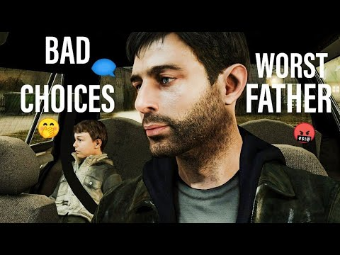 Heavy Rain But I get the 'WORST' Father of the year AWARD ( Bad Choices ) #1 |