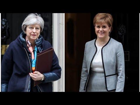 Post-Brexit stalemate with Scotland not 'insurmountable' says Nicola Sturgeon