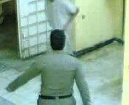 Saudi Juvenile prison Beating caught on mobile cam