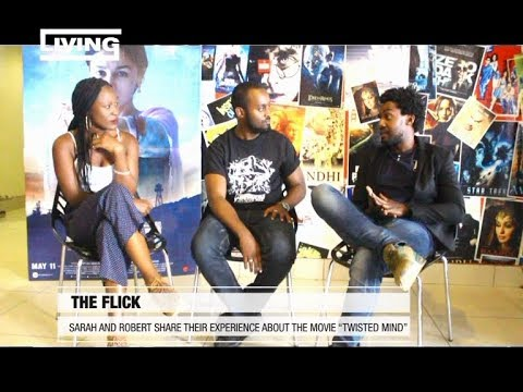 "The Flick on Living: Sarah and Robert share their experience about the movie ""Twisted Mind"""
