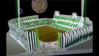"""Nuevo estadio Agustín """"Coruco"""" Díaz"""