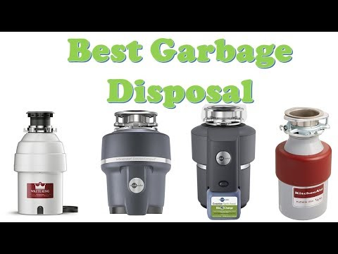 Top 10 Best Garbage Disposal