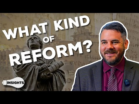 Struggling with the Reformation - Dr. Bud Marr