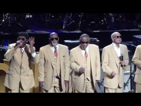 Love Rocks ft.Blind Boys Of Alabama & Michael McDonald  - I Shall Be Released 3-9-17 Beacon Theatre