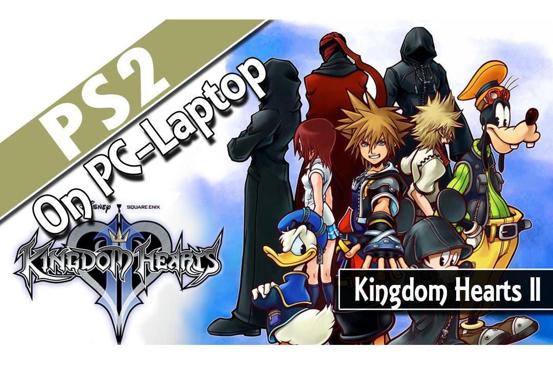 kingdom hearts 2 final mix native resolution 720p