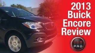 TEST DRIVE: 2013 Buick Encore Review