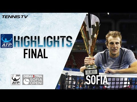 Highlights: Basic Wins First ATP Title At Sofia 2018