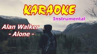 Alan Walker - Alone Karaoke Beat