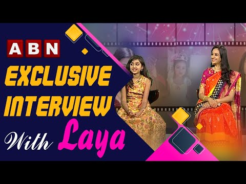 Actress Laya Exclusive Interview | Actress Laya about Her Future Plans | New Year Special 2019