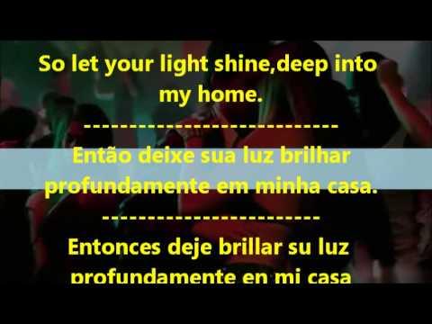 Carlos Santana and Everlast - Put your light on letra español portugues e ingles Lyrics HD AUDIO