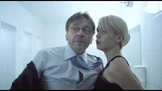 Анна Хилькевич - секс в туалете (2014)