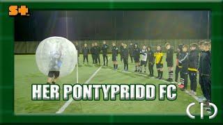 Her Y Sgwad - Pontypridd FC | CIC | Stwnsh