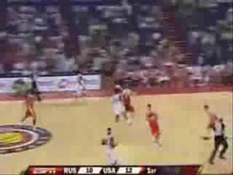 USA Basketball Team 2008