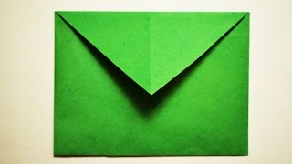 How to make a paper Envelope?
