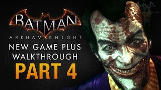 Batman: Arkham Knight Walkthrough - Part 4 - An Old Friend